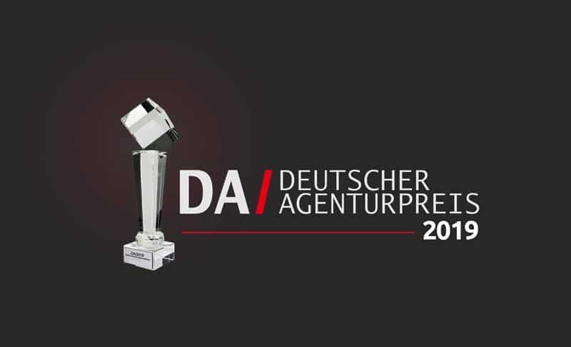 deutscher agenturpreis, 4dd communication gmbh, werbeagentur düsseldorf